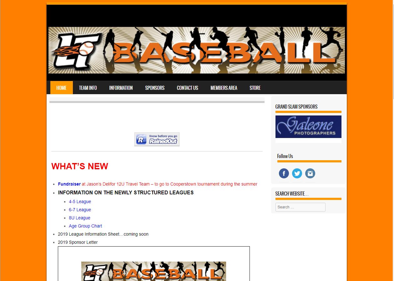LTRC-Baseball-Page